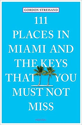 The ultimate insider's guide to Miami and the Keys; go off the beaten path to discover the hidden places, stories, and neighborhoods that reveal Miami's true character, history, and flavor ...