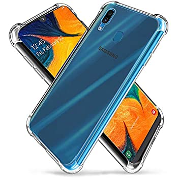 Amazon.com: DagoRoo Compatible with Galaxy A30 Case, Galaxy ...