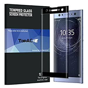 Sony Xperia XA2 Ultra Screen Protector, TopACE Premium Quality Film for Sony Xperia XA2 Ultra