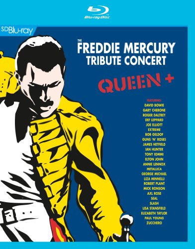 Freddie Mercury Tribute Concert [Blu-ray]