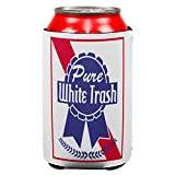 4th of July Pure White Trash All Over Can Cooler Review