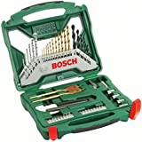 Bosch X50Ti Drill Bit Set (50-Pieces)