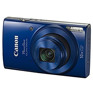 Canon PowerShot ELPH 190 Digital Camera - Accessory Bundle from Canon