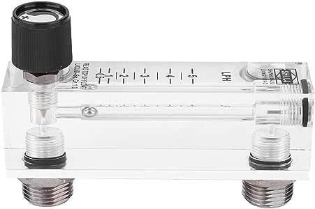 LZM-6T Paneeltype Instelbare vloeistofstroommeter Gauge 0,5~5LPH FBSP G1/4in M18x1.5
