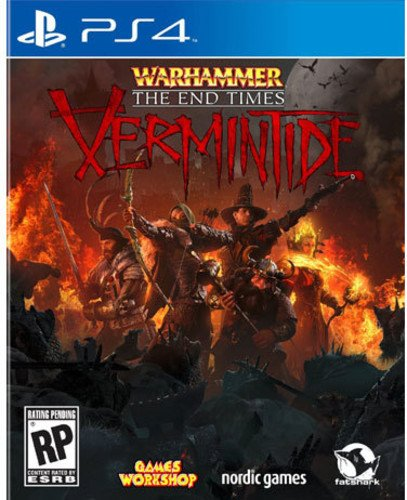 Warhammer End Times Vermintide PS4 PlayStation