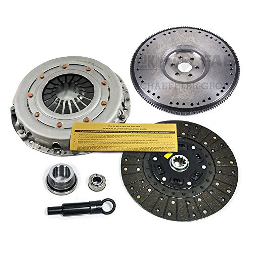 VALEO KING COBRA STAGE 2 CLUTCH KIT+HD FLYWHEEL 86-95 FORD MUSTANG GT LX 5.0L (King Cobra Clutch)