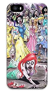 Disney Princess Zombies PC Hard new phone case iphone 5