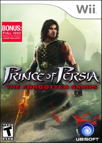 Prince of Persia: The Forgotten Sands - Nintendo - Outlets Stores Rockvale