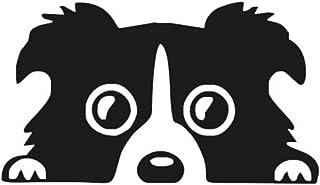Zhhlinyuan Stable Qualité Dog Funny Car Sticker Decals Car Decorative Stickers zhuhaishi xiangzhou linyuan dianzi shanghang LY-xin-434