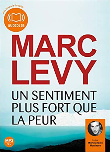 Un Sentiment Plus Fort Que La Peur Livre Audio 1 Cd Mp3