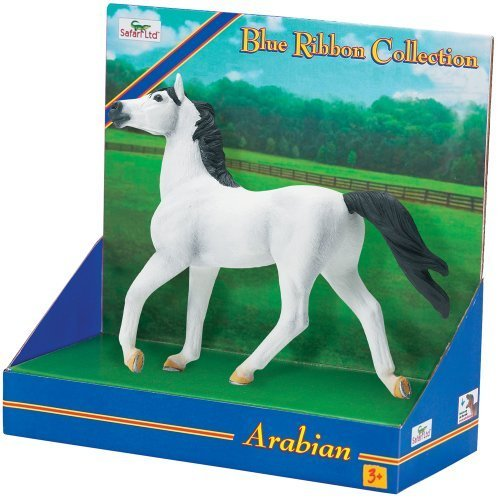 Safari Model Horse Grey Arabian Mare by Safari
