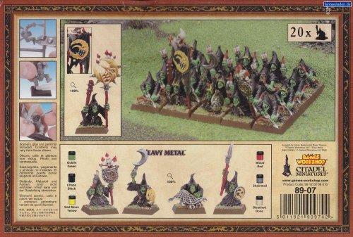 Orcs & Goblins Night Goblins Warhammer Fantasy