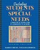 Including Students With Special Needs: A Practical Guide for Classroom Teachers by Marilyn Penovich Friend (1998-05-14)