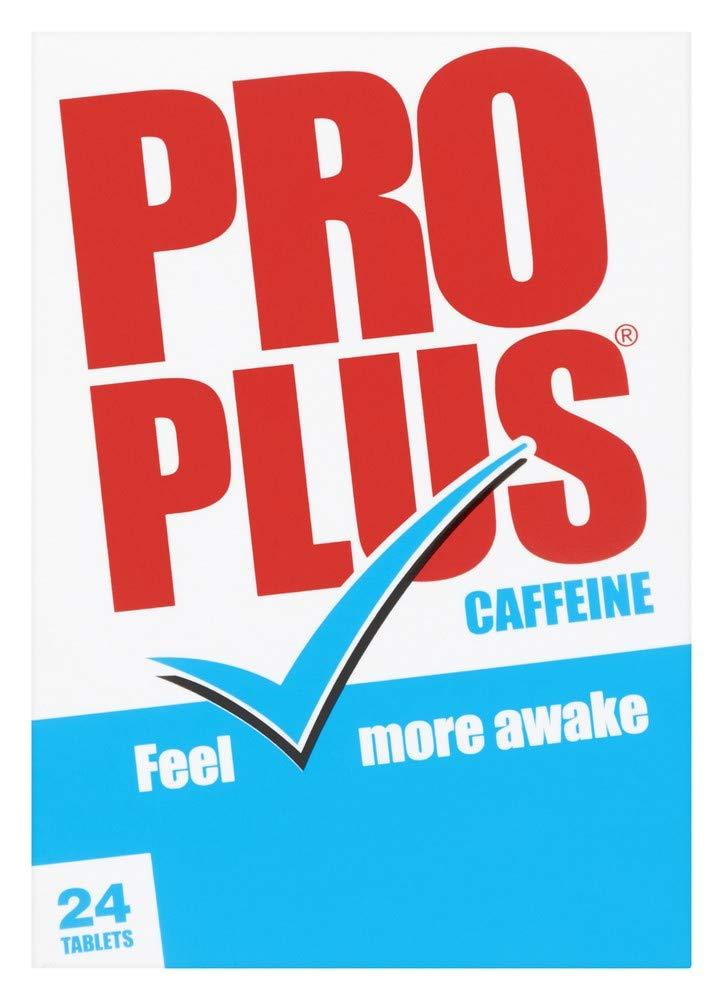 Pro-Plus Caffeine, 24 Tablets