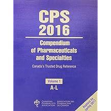 CPS: Compendium of Pharmaceuticals