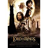 Lord of the Rings: The Two Towers Movie Poster Print (27 x 40)