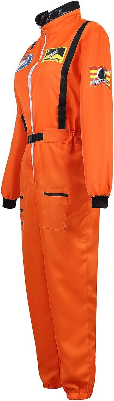 Amazon.com: Zhitunemi Disfraz de astronauta de Halloween ...