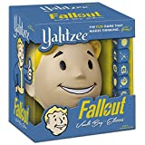 USAOPOLY Yahtzee: Fallout Vault Boy Edition Game