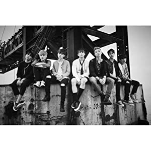 BTS 3rd Album [ In The Mood For Love ] PT.1 Pink ver. CD, Photobook and Photocard BANGTAN
