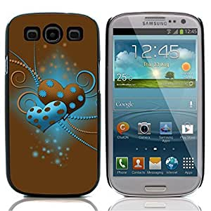 Graphic4You Beautiful Love Design Hard Case Cover for Samsung Galaxy S3 S III