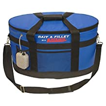 RITE-HITE Bait and Fillet Cooler - Includes Cutting Board with Clamp, Aerator and Removeable Cooler. Use as a Livewell when Fishing to Keep Bait Alive and Your Catch Fresh by Rite Hite