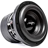 "Skar Audio ZVX-8 D2 8"" 900W RMS Dual 2 SPL Car Subwoofer"