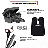WAHL, Clipper Pro Series Platinum Haircutting Combo