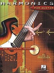 HARMONICS FOR GUITAR: THE COMPLETE GUIDE BK/CD