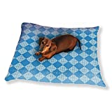 Easy Patchwork Dog Pillow Luxury Dog Cat Pet Bed
