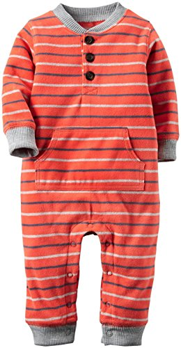 Carter's Baby Boys 1 Pc, Red, 24 Months