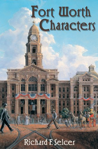 Fort Worth Characters (Tx Worth Universities Fort In)