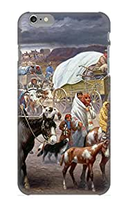 Georgemunoz Protection Case For Iphone 6 Plus / Case Cover For Christmas Day Gift(the Trail Of Tears)