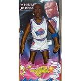 Michael Jordan 12 inch Bendable Plush Figure