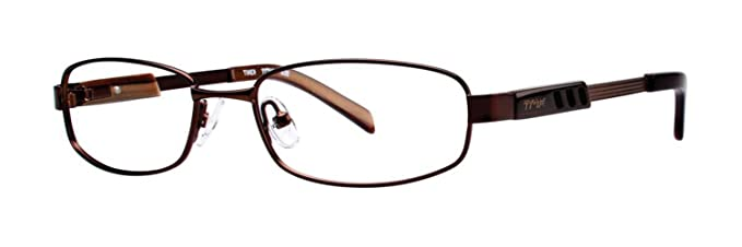 Tmx By Timex Eyeglasses Slide Brown 50mm At Amazon Mens Clothing