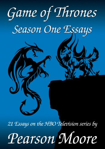 Game of Thrones Season One Essays