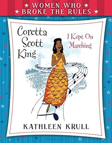 Women Who Broke The Rules  Coretta Scott King
