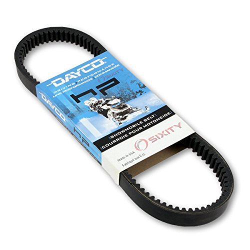 1996 Arctic Cat Jag Drive Belt Dayco HP LC Snowmobile OEM Upgrade Replacement Transmission Belts -