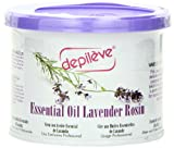Depileve Essential Rosin Wax Oil, Lavender, 16 Ounce