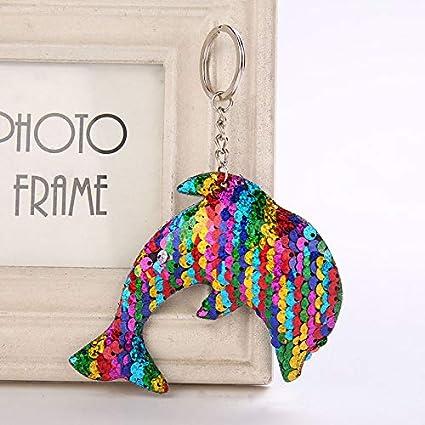 Amazon.com: Best Quality - Key Chains - Cute Cat Mermaid ...