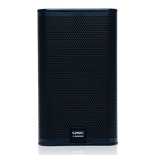 "QSC E110-BK 10"" 2-Way Passive Loudspeaker, Black for sale  Delivered anywhere in USA"