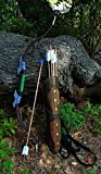 The Legend of Zelda Twilight Princess Bow, Quiver, and 6 Cosplay Arrow Set