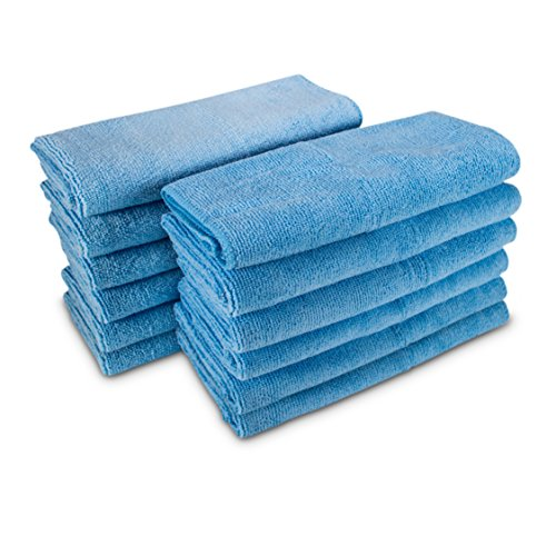Turtle Wax 50750 Microfiber Towels, 12-Pack