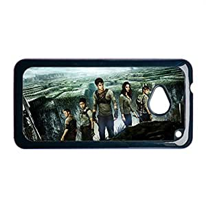 With The Maze Runner Thin Back Phone Case For Man For Htc One M7 Choose Design 6