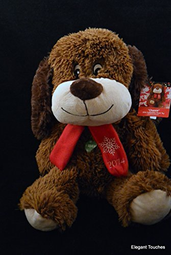 Luv A Pet Chance 2014 Collectible Plush Brown Dog Toy By Petsmart Luv A Pet