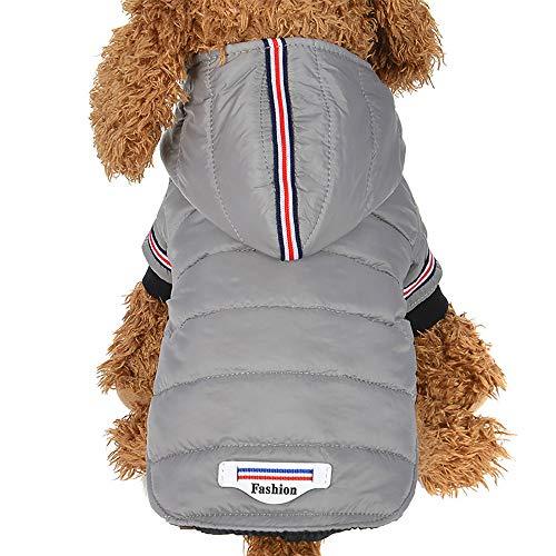 Dog Cotton Coat, Laimeng_World Pet Dog Cat Winter Warm Clothing Sweater Puppy Costume Jacket Pet Coat Apparel for $<!--$3.99-->