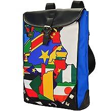 Bistar Galaxy Mens Casual School Daypack Backpack Bag