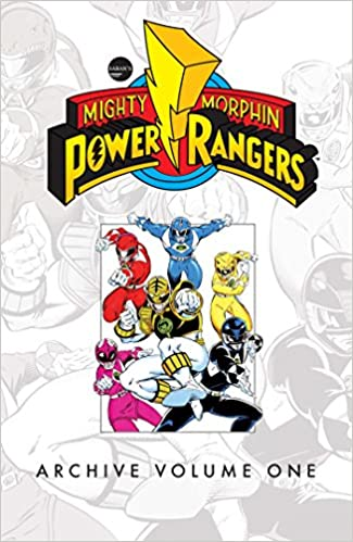 Mighty Morphin Power Rangers Archive, Vol. 1: Amazon.es ...