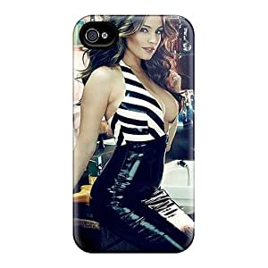 Hard Plastic Iphone 4/4s Case Back Cover,hot Kelly Brook Case At Perfect Diy
