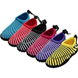 Womens Water Shoes Aqua Socks Pool Beach ,Yoga,Dance and Exercise 1177 Turk 5
