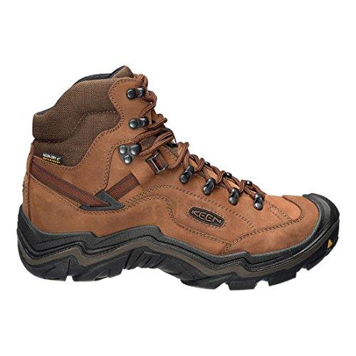 Keen Galleo Mid Wp, Zapatos de High Rise Senderismo para Hombre Marrón